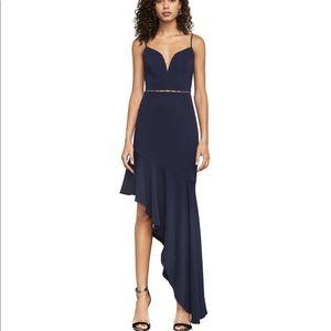 Navy Gown